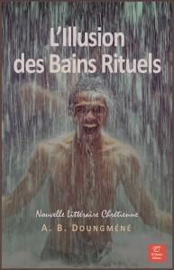 Couverture de L'Illusion des Bains Rituels, ebook